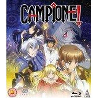 Campione! Collection [Blu-ray] [Region Free]